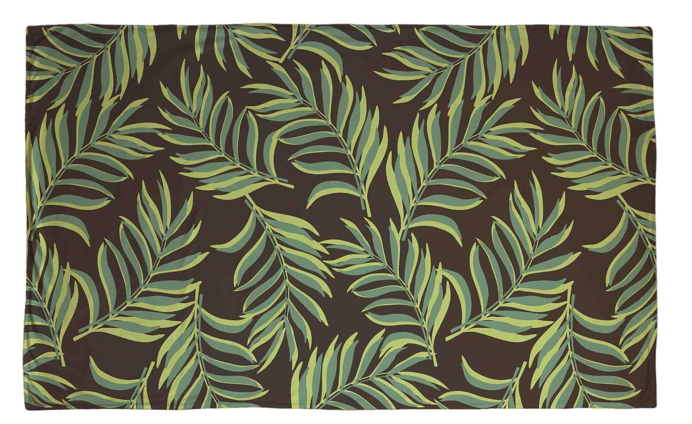 Brown Tropical Blankets Throws You Ll Love In 2021 Wayfair