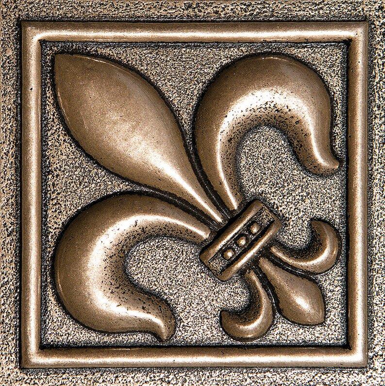 Fleur De Lis Tiles | Home design ideas