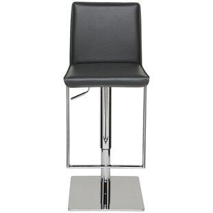 Miraculous Cameron Adjustable Height Swivel Bar Stool Beatyapartments Chair Design Images Beatyapartmentscom