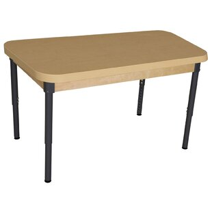 44 x 30 Rectangle Activity Table by Wood Designs