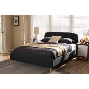 Bouchard Upholstered Platform Bed