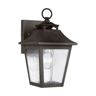 Stults Outdoor Wall Lantern by Charlton Home