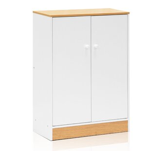 Manya 2 Door Accent Cabinet by Furinno