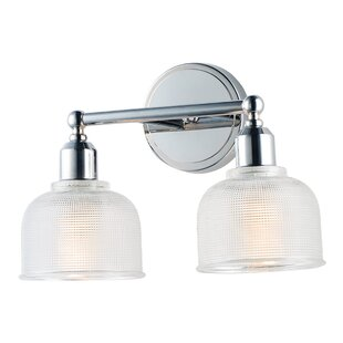 Huneycutt 2-Light Vanity Light by Charlton Home