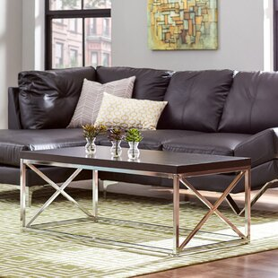 Parson Coffee Table by Wrought Studio