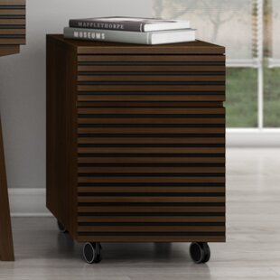 Furnitech Tango 2 Drawer Mid Century Mode..