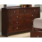 Deleon 9 Drawer Dresser by Alcott Hill®