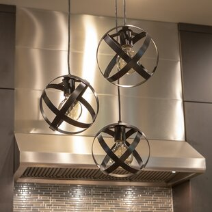 Find for Frome 3-Light Globe Chandelier By Williston Forge