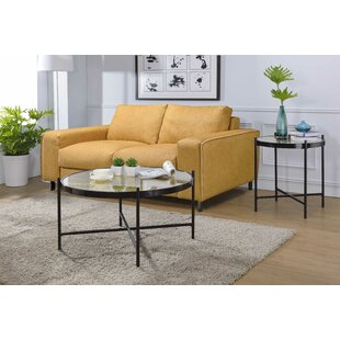 Helzer 2 Piece Coffee Table Set by Latitude Run Great Reviews