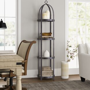 Remigio Etagere Bookcase