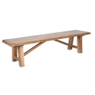 Antigo Wood Bench By Union Rustic