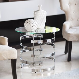 Rumfelt End Table