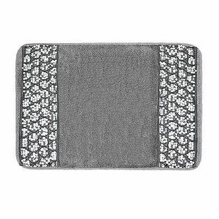 Searching for Rivet 31L X 21W Bath Rug ByWilla Arlo Interiors
