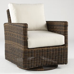 Wilkinson Swivel Glider Chair with Cushions