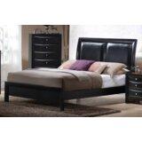 Leblanc Upholstered Standard Bed by Brayden Studio®