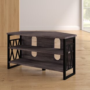 Pinion Corner TV Stand for TVs up to 40