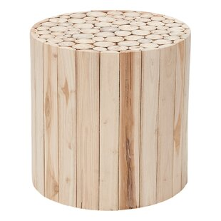 Isabella Decorative Stool By Union Rustic