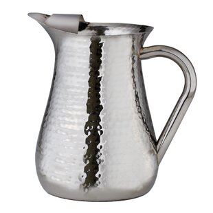 Ald Hammered Pitcher