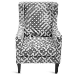 Chavtika Wood Armchair by Red Barrel Studio