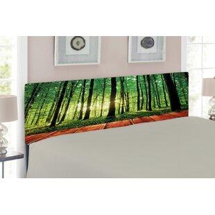 Forest Upholstered Panel Headboard