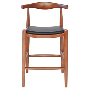 Buy clear 24.75 Bar Stool by Joseph Allen Reviews (2019) & Buyer's Guide