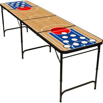 Super Red Cup Pong Sports Official Beer Pong Table In Standard Download Free Architecture Designs Scobabritishbridgeorg