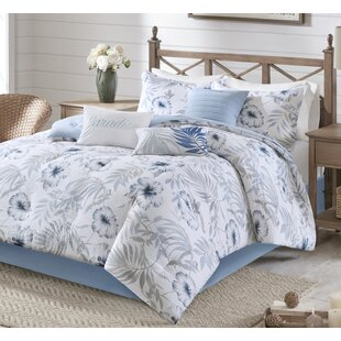 Randy 7 Piece Cotton Printed Comforter Set