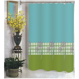 Serenity Single Shower Curtain