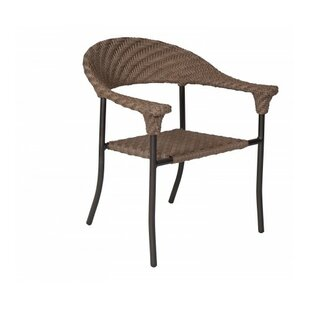Barlow Patio Dining Chair by Woodard Great price