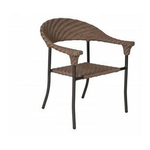 Barlow Patio Dining Chair by Woodard