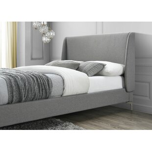 Nihan Upholstered Bed Frame By Ebern Designs