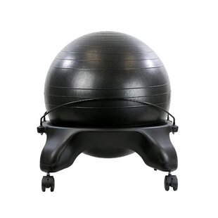Exercise Ball Chair by Cando Today Only Sale