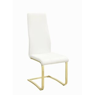 Tingley Dining Upholstered Dining Chair (Set Of 4) by Mercer41 Great price