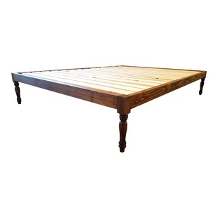 PeaceLoveWood Bohemian Platform Bed