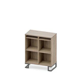 Delatte Bookcase By Ebern Designs