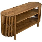 Consuela 66.5 Solid Wood Console Table by Noir