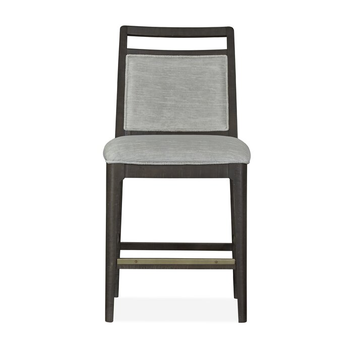 Enjoyable Ehlert Wood 24 Bar Stool Bralicious Painted Fabric Chair Ideas Braliciousco