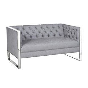 Graysen Living Room Loveseat by Everly Quinn
