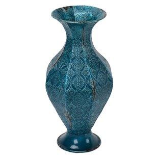 Metal Table Vase