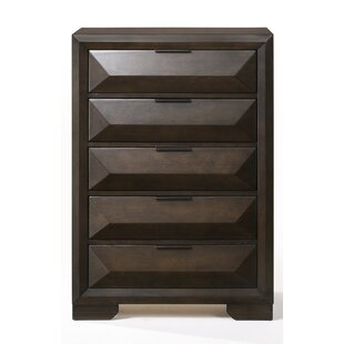 Lancelot 5 Drawer Chest