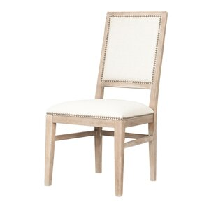 Parfondeval Wood Frame Side Chair (Set..