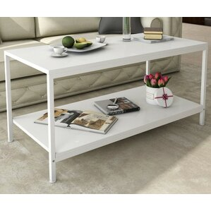 Oliveras Rectangular Coffee Table by Ebern Designs