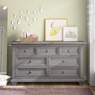 Tadcaster 7 Drawer Dresser by Harriet Bee
