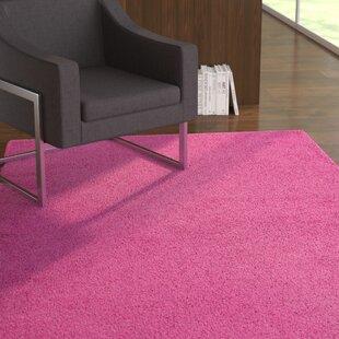 Dondre Fuchsia Indoor Area Rug byEbern Designs