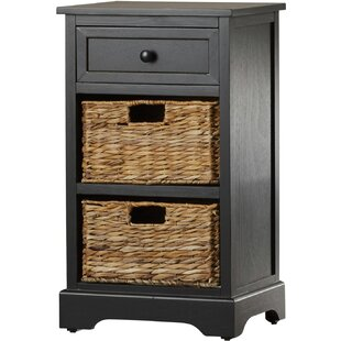 Micheal 1 Drawer Bedside Table By House Of Hampton