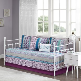 Fontenot 6 Piece Daybed Set by Bungalow Rose