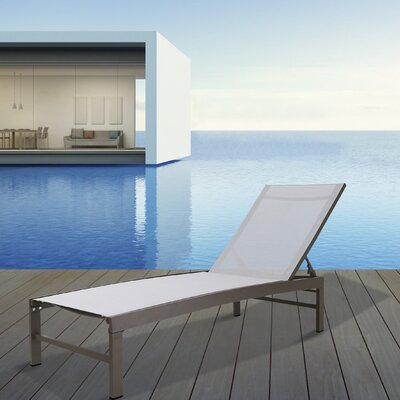 Modern Outdoor Chaise Amp Lounge Chairs You Ll Love In 2020