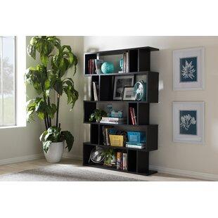 Spicer Standard Bookcase Ebern Designs