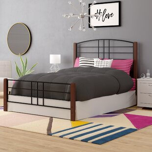 Latitude Run Hollie Panel Bed