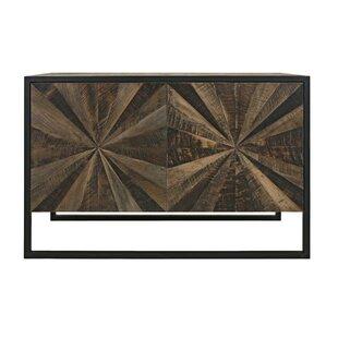 Verasha Wooden Sideboard Union Rustic